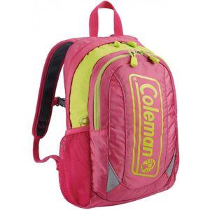 Coleman BLOOM 8 růžová  - Dětský batoh