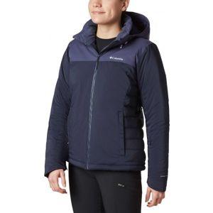 Columbia Snow Dream Jacket tmavě modrá S - Dámská zimní bunda