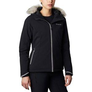 Columbia ALPINE SLIDE JACKET černá XS - Dámská lyžařská bunda