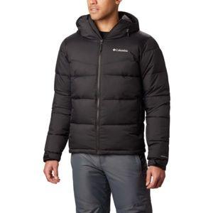 Columbia ICELINE RIDGE JACKET černá M - Pánská zimní bunda