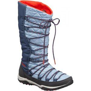 Columbia LOVELAND OMNI-HEAT modrá 6.5 - Dámská zimní obuv