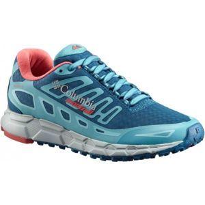 Columbia BAJADA III WINTER modrá 7 - Dámská trailová obuv