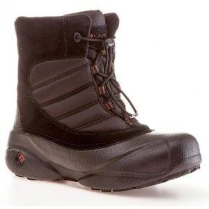 Columbia YOUTH ROPE TOW JUNIOR černá 5 - Dětská zimní obuv