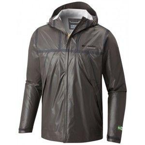 Columbia OUTDRY EX ECO TECH SHELL černá M - Pánská ECO outdoorová bunda