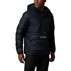 Columbia LODGE PULLOVER JACKET černá 2xl - Pánská zimní bunda