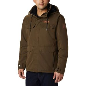 Columbia SOUTH CANYON LINED JACKET  M - Pánská outdoorová bunda