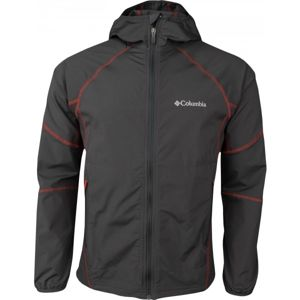 Columbia SWEET AS II SOFTSHELL HOODIE černá S - Pánská softshellová bunda