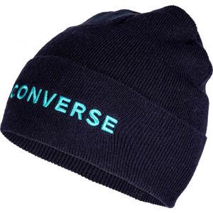 Converse NOVA BEANIE tmavě modrá UNI - Unisex zimní čepice
