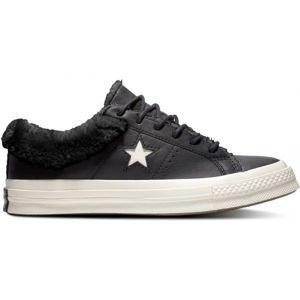 Converse ONE STAR STREET WARMER černá 40 - Dámské nízké tenisky