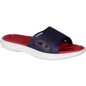 Coqui MELKER modrá 42 - Pánské pantofle