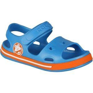 Coqui FOBEE zelená 29/30 - Dětské sandály