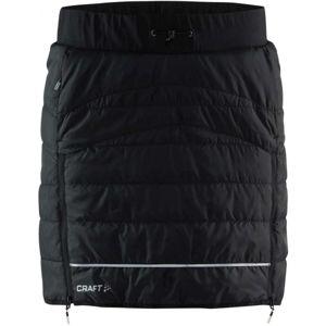 Craft SUKNĚ PROTECT černá XL - Dámská prošívaná sukně