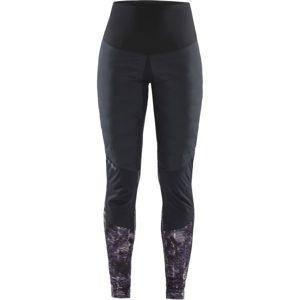 Craft PURSUIT THERMAL černá L - Dámské zateplené kalhoty