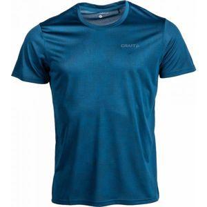Craft FLY TEE M modrá XL - Pánské funkční triko