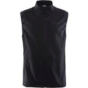 Craft WARM - Pánská softshellová vesta