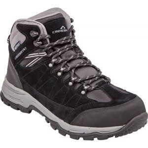 Crossroad DOZEN šedá 39 - Pánská treková obuv