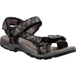 Crossroad MADDY černá 43 - Pánské sandály