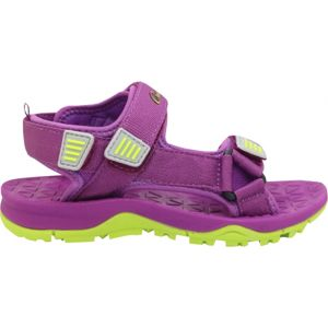 Crossroad MAJOR fialová 28 - Dětské sandále