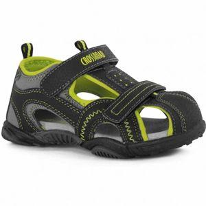 Crossroad MARILU modrá 30 - Dětské sandály
