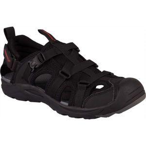 Crossroad MIRO černá 42 - Pánské sandály