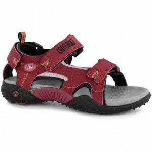 Crossroad MONA červená 25 - Dětské sandály