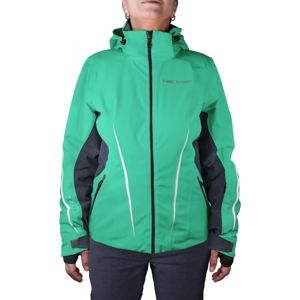 Diel BIANKA zelená 42 - Dámská sjezdová bunda