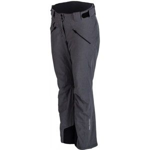 Diel BREA tmavě šedá 38 - Dámské lyžařské kalhoty