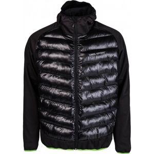 Diel PÁNSKÁ BUNDA černá 50 - Pánská bunda