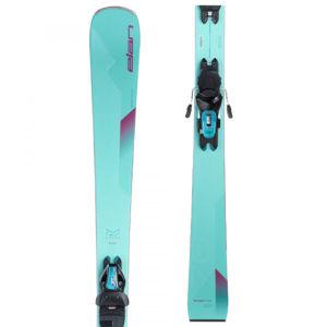 Elan WILDCAT 76 LS+ELW 9  158 - Dámské sjezdové lyže