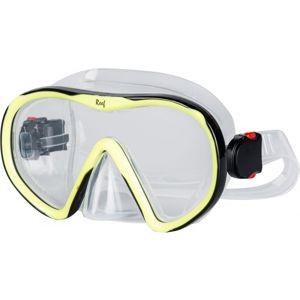 Finnsub REEF MASK žlutá NS - Potápěčská maska