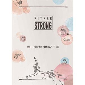 Fitfab Strong FITFAB PRACÁK  NS - Pracovní sešit