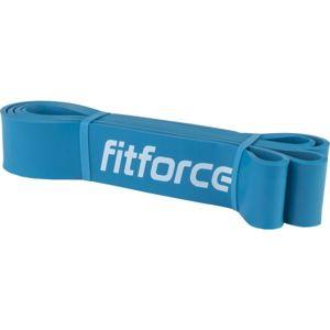 Fitforce LATEX LOOP EXPANDER 55 KG modrá NS - Odporová posilovací guma
