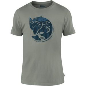 Fjällräven ARCTIC FOX T-SHIRT M šedá XL - Pánské tričko