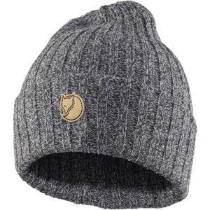Fjällräven BYRON HAT černá UNI - Unisex zimní čepice