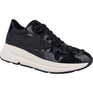 Geox D BACKSIE B ABX B černá 40 - Dámská volnočasová obuv