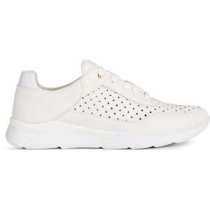 Geox D HIVER bílá 40 - Dámská volnočasová obuv