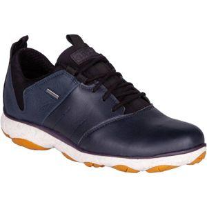 Geox U NEBULA 4X4ABX A tmavě modrá 45 - Pánská volnočasová obuv