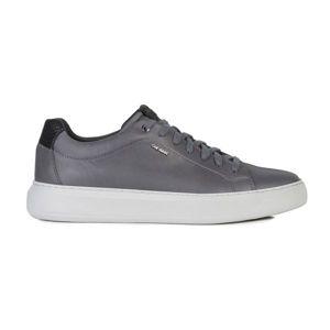 Geox U DEIVEN B šedá 46 - Pánská volnočasová obuv