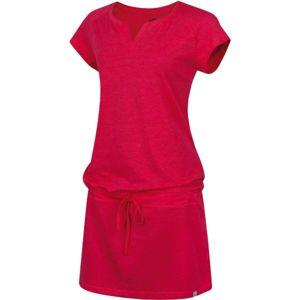 Hannah CASSIANA II růžová 38 - Dámské šaty