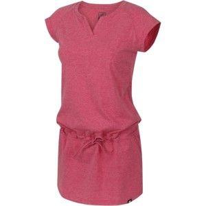 Hannah CASSIANA růžová 40 - Dámské šaty