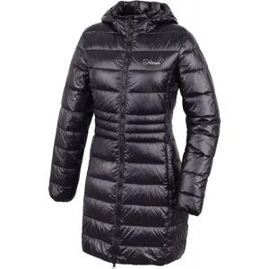 Hannah ELANI SB černá 34 - Dámský zateplený kabát