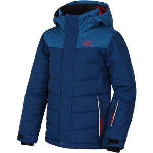Hannah KINAM JR modrá 128 - Dětská lyžařská bunda