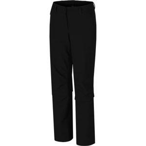 Hannah QUENTIN černá 40 - Dámské odepínatelné kalhoty