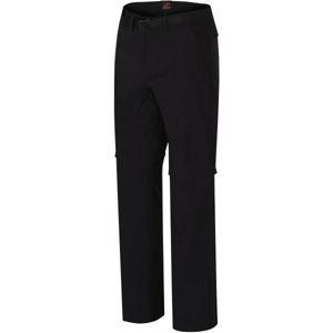 Hannah ROLAND černá L - Pánské trekové kalhoty