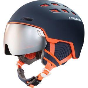 Head RACHEL tmavě modrá (56 - 59) - Lyžařská helma