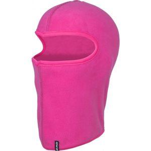 Head BIFUR růžová S/M - Dětská kukla
