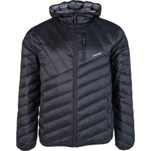 Head FOREST černá L - Pánská zimní bunda