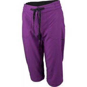 Head KORAH fialová 42 - Dámské 3/4 kalhoty