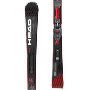 Head SUPERSHAPE E REALLY+PRD 12 GW  163 - Univerzální sportovní lyže