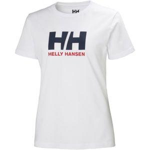 Helly Hansen LOGO T-SHIRT W bílá M - Dámské tričko